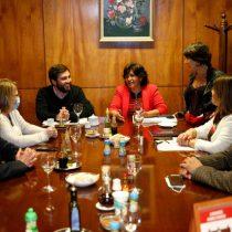 """Provoste mueve sus piezas: senadora DC se reúne con diputados PPD y Andrea Parra declara que """" es la mejor exponente del proyecto de Unidad Constituyente"""""""