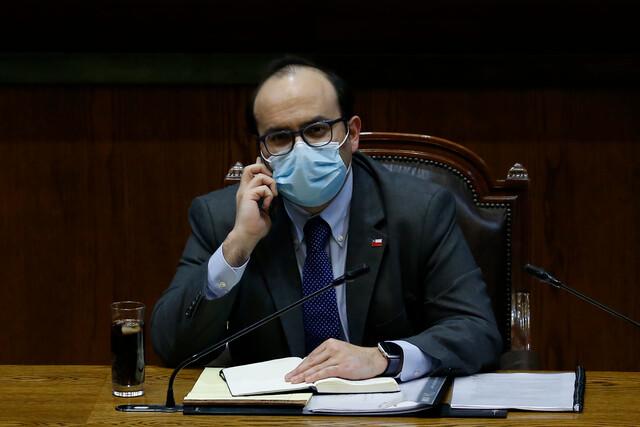 Subsecretario Pavez discute críticas y dice que Gobierno