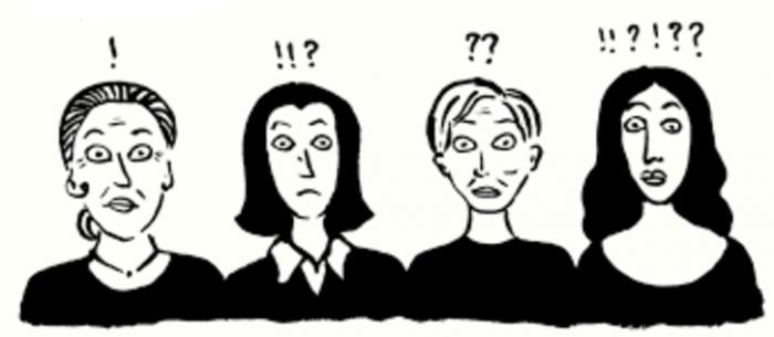 Cita de libros: «Bordados» de Marjane Satrapi, o de qué hablan las mujeres alrededor de una mesa de té