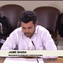 Quién es Jaime Bassa, el abogado