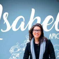 """Isabel Amor:  """"Siempre fui el terror en los almuerzos familiares"""""""