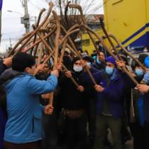 La espiral de violencia bilateral en territorio mapuche