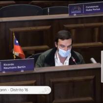 """Ricardo Neumann (UDI) y el rechazo de parte de Chile Vamos a integrar vicepresidencia en la Convención: """"Ese cargo podría ser decorativo"""""""