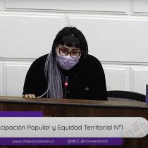 """Valentina Miranda (PC) quedó fuera de la coordinación de la Comisión de Participación: """"Lamento que el FA, el PS y la derecha hayan coincidido en excluir a la comunidad LGTBIQ+"""""""