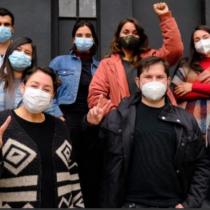 Frente Amplio e Independientes anuncian que no buscarán otra vicepresidencia en la ConvenciónConstitucional