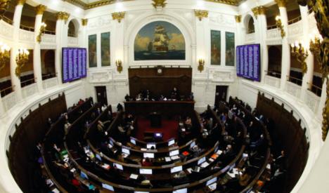 Los 155: la gestación de un nuevo mapa político