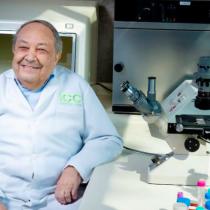 """Ricardo Maccioni, experto en Alzheimer:  """"Imagínate que un huaso de Coyhaique recibiera el Nobel en Oslo"""""""
