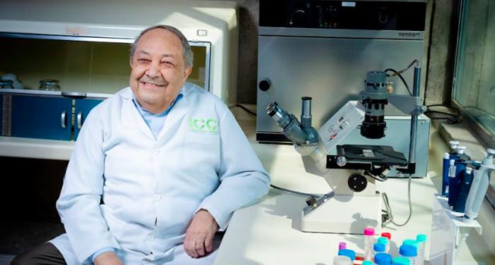 """Ricardo Maccioni, experto en Alzheimer: """"Imagínate que un huaso de Coyhaique recibiera el Nobel"""""""