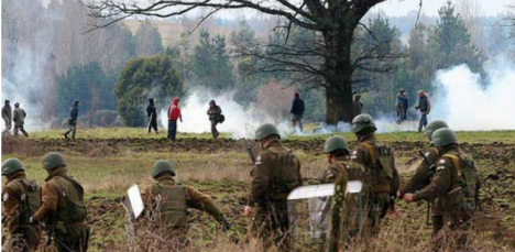 Wallmapu: una zona de sacrificio entre pólvora y maletines negros