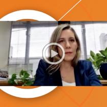 """María Patricia Gómez, gerente en Banco de Chile, en «Banca, mujeres destacables»: """"Si hay alguien que es resiliente, es la mujer"""""""