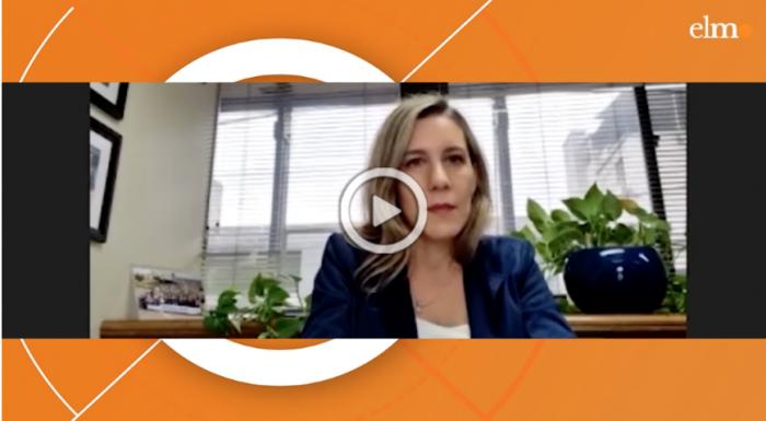 """María Patricia Gómez, gerente en Banco de Chile, en """"Banca, mujeres destacables"""": """"Si hay alguien que es resiliente, es la mujer"""""""