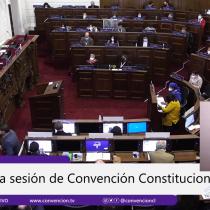 Constituyentes de Vamos por Chile reclaman por presencia de machi Linconao en el hemiciclo: aseguran que fue asignada a otra sala