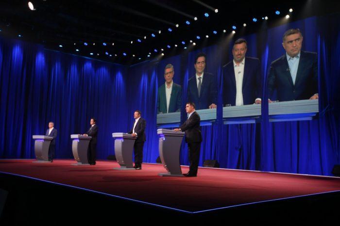 ¿Qué hicieron para detener las violaciones a los DD.HH. durante el estallido?: la pregunta que complicó a los candidatos de Chile Vamos en el último debate antes de las primarias