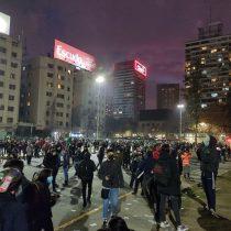 Presos del estallido: manifestaciones en Plaza Italia a un día de la declaración de la Convención Constitucional