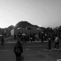 Ad portas de la Convención Constitucional: protestas en Plaza Italia por presos del estallido