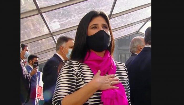 """Pollyana Rivera, la constituyente en cupo UDI pero con el corazón en el Partido Republicano de Kast: """"Nos gustaría incorporarnos a la mesa"""" de la Convención"""