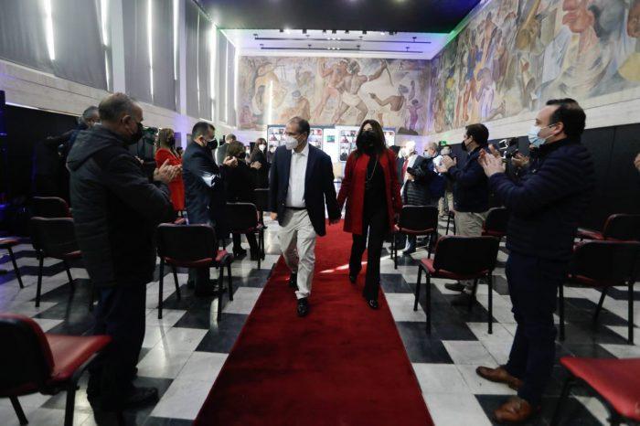 Región del Biobío: Rodrigo Díaz Wörner asume como gobernador y dice que el