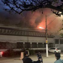 Incendio destruye gran parte de la colección histórica de la Cineteca de Brasil