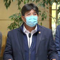 Diputado Velázquez (FRVS) presenta proyecto de ley para eliminar figura de delegado presidencial: