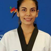 La taekwondista Fernada Aguirre queda fuera de los Juegos Olímpicos tras dar positivo en covid-19