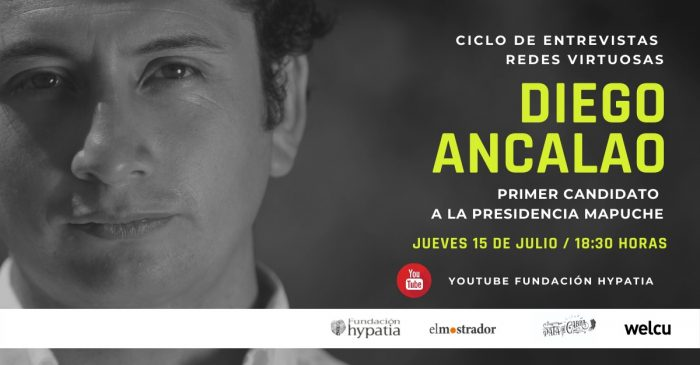 Ciclo de entrevistas Redes Virtuosas 2021  Diego Ancalao: historia de vida, aprendizajes y tradiciones mapuche
