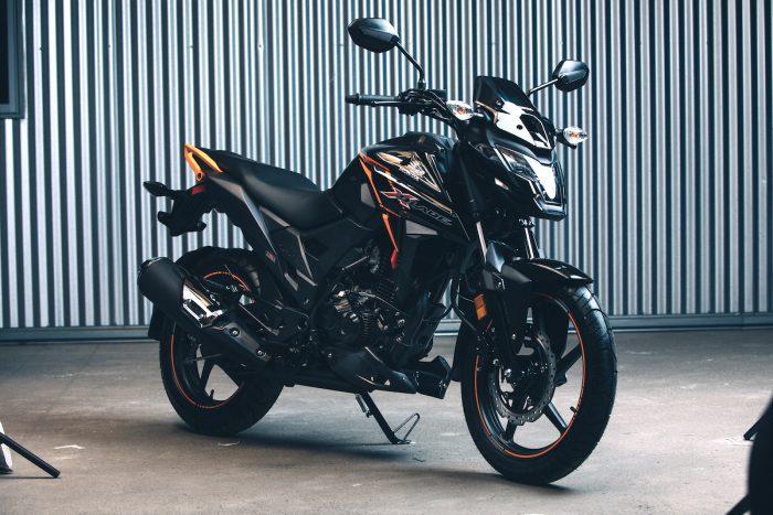 Nueva Honda X-Blade 160 la motocicleta urbana de baja cilindrada que destaca por estilo y eficiencia