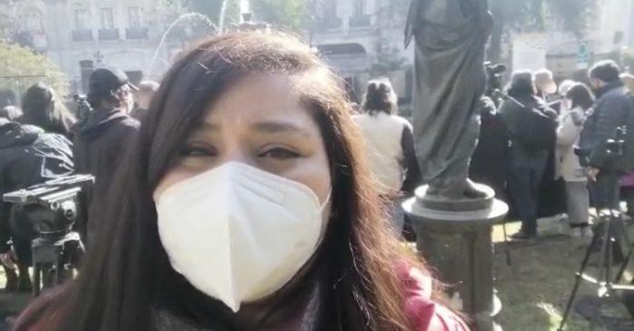 Despacho desde el exCongreso: Nicole Martínez y las conversaciones para retomar la instalación de la Convención Constitucional
