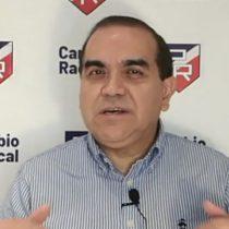 """Tras primarias legales en Apruebo Dignidad, Carlos Maldonado insiste en pedir """"primarias convencionales"""" en la centroizquierda"""