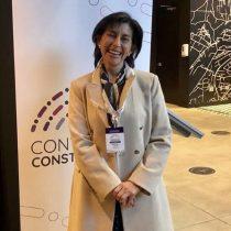 """Constituyente Loreto Vidal deja la Lista del Pueblo: """"Yo no voy por la ley del Talión"""""""
