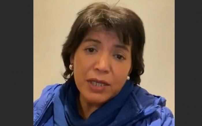 """Yasna Provoste tras funa en feria: """"Somos una generación que nunca le tuvo miedo ni a los peores momentos de la dictadura, no le tendremos miedo tampoco a la intolerancia"""""""