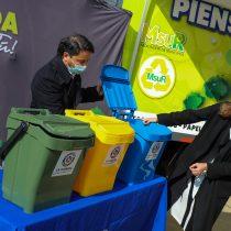 Anuncian construcción de 354 puntos limpios en todo el país para fomentar el reciclaje
