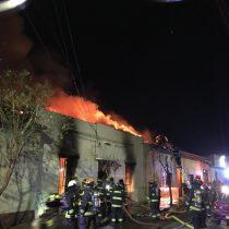 Fatídico incendio en hogar dejó a seis adultos mayores fallecidos en San Felipe