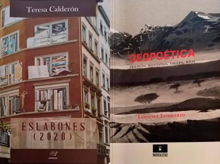 Teresa Calderón y Leonora Lombardi: Dos Poetas en Tiempos de Pandemia