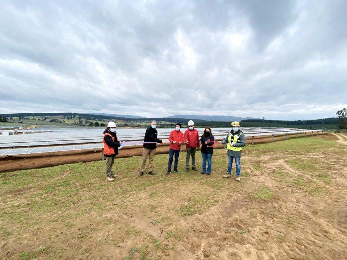 Región del Ñuble: dos nuevos parques solares se suman a la energía verde