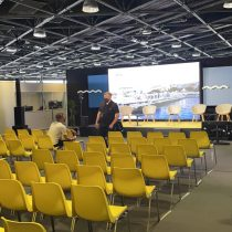 Salas vacías en el Festival de Cannes