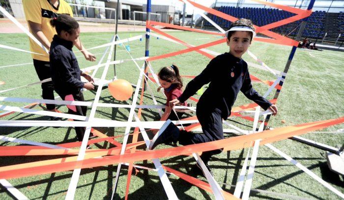 Jugar: derecho de la niñez vulnerado en pandemia