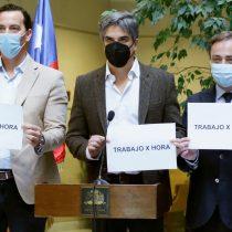 Diputados de Chile Vamos presentan proyecto de ley que busca posibilitar la contratación por hora