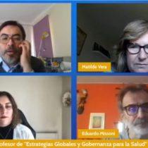 Derecho a la Salud en la Nueva Constitución: expertos compartieron las experiencias de España e Italia y cómo garantizar mínimos indispensables para la ciudadanía