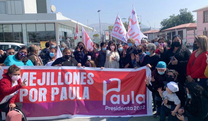 """Paula Narváez por debates con Provoste y Maldonado: """"Veremos la posibilidad de distinguir las ideas que tenemos para Chile"""""""