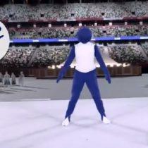 Pictografías olímpicas creadas para los Juegos de Tokio 1964 fueron las grandes protagonistas de la ceremonia inaugural de la edición 2020