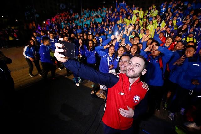 Tomás González asistirá a JJ.OO. de Tokio y Chile competirá con delegación más numerosa de su historia