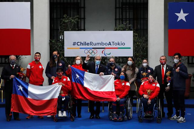JJ.OO. de Tokio: Chile designa como abanderados a Marco Grimalt y Francisca Crovetto