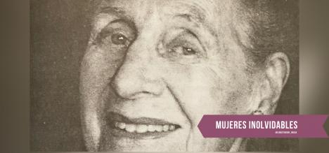 Adriana Olguín:  la primera mujer ministra de Chile y Latinoamérica que marcó un precedente en la historia política femenina