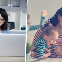 Discriminación por maternidad: las mujeres que son madres ganan en promedio un 20,8% menos que aquellas que no tienen hijas o hijos