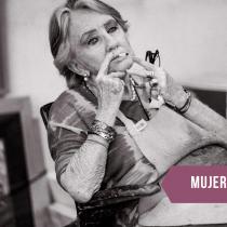 Carmen Aldunate, la pintora chilena que ha ganado más de 12 reconocimientos y va en la carrera por uno de los más grandes: el Premio Nacional de Arte