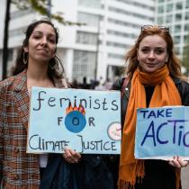 Medioambiente y la ausencia de perspectiva de género