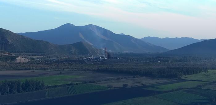 """Charla """"Calidad del aire y calidad de vida en Catemu y comunas vecinas"""""""