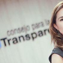 Presidenta del Consejo para la Transparencia: