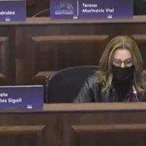 Marcela Cubillos en picada contra constituyentes de Pueblos Originarios: