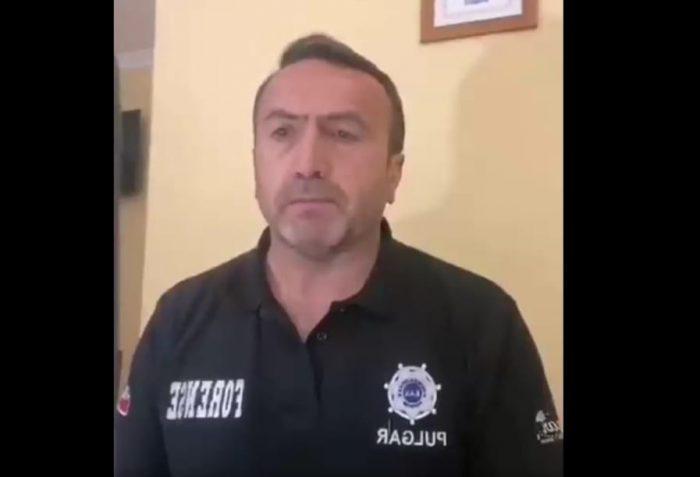 Por delito de violación a una menor de edad: Fiscalía tiene 8 meses para formalizar al excandidato a gobernador Francisco Pulgar